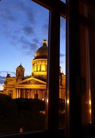 【ロシア】旅立ちが切なくなるほど美しい、サンクトペテルブルクの街並み