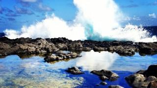 オアフ島のパワースポット、マカプウ・ヒーリングプールでエネルギ―をチャージ!