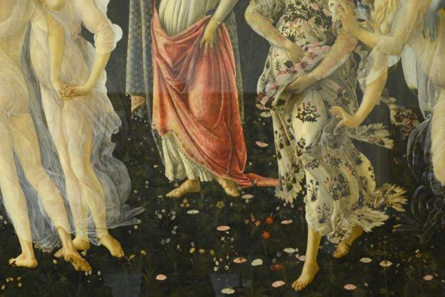 絵画の世界は本当だった!イタリア、トスカーナの春の景色