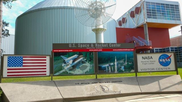 宇宙好きにはたまらない!アメリカの宇宙・ロケットセンター