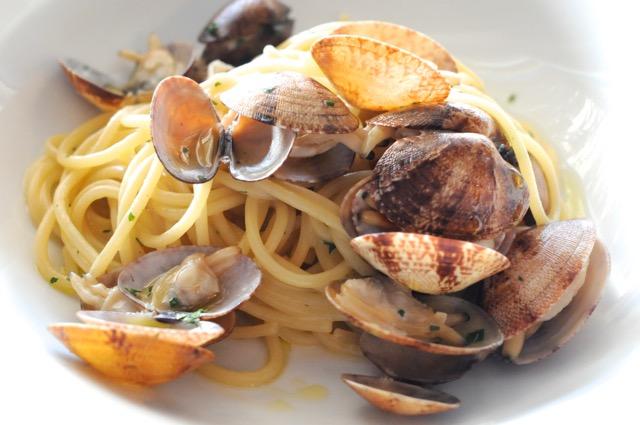パスタの本場イタリアで最もおいしいボンゴレ・スパゲッティ
