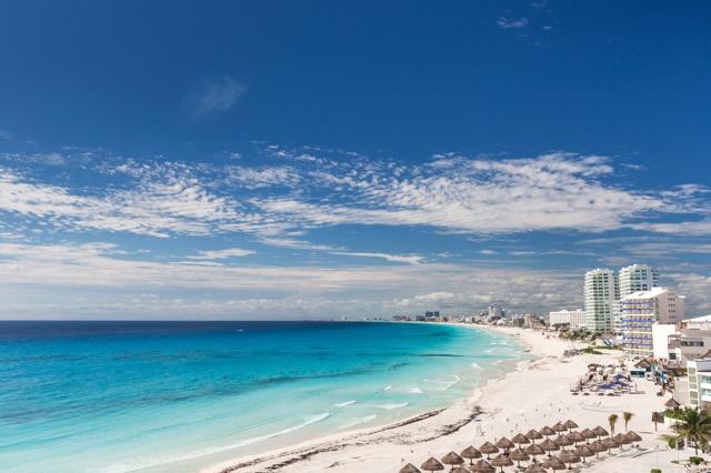 メキシコ屈指のビーチリゾート「カンクン」が最高に素晴らしい7つの理由