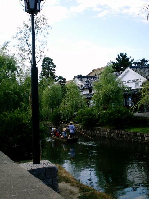 日本で最初の私立美術館も。歴史情緒溢れる町、倉敷美観地区