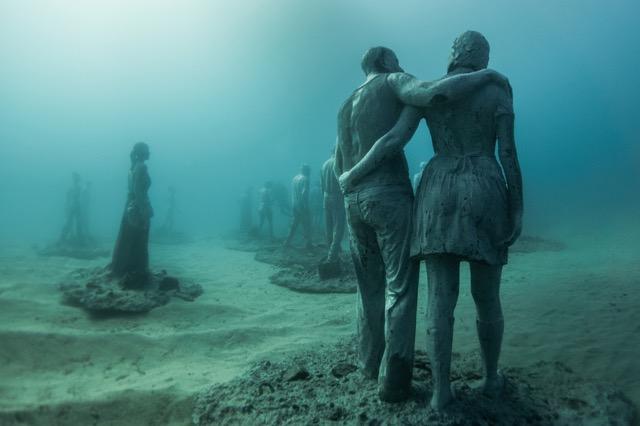 現在製作中!ヨーロッパ初「海中ミュージアム」の迫力がすごい