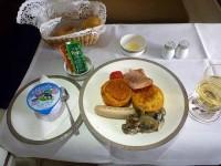 朝食から充実。タイ国際航空「バンコク~羽田」ファーストクラス