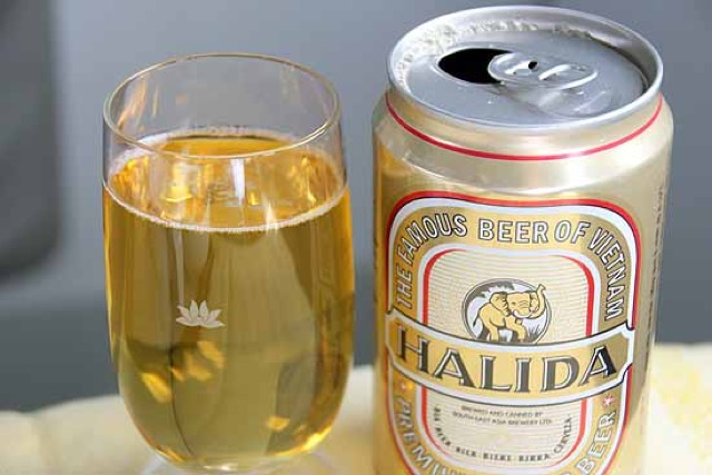【搭乗記】ベトナム航空ビジネスクラスで地ビールに酔いしれる旅