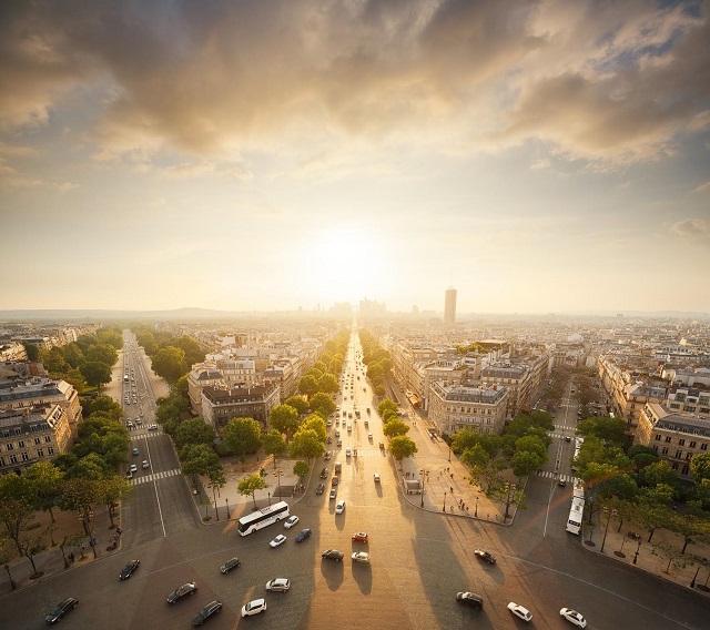 絶景!旅する仏人フォトグラファーがとらえた世界の朝日