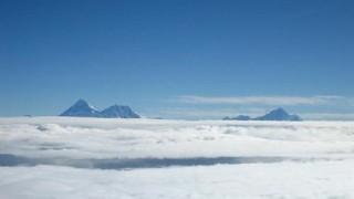 【ネパール】世界最高峰から眺める景色「エベレスト遊覧飛行」