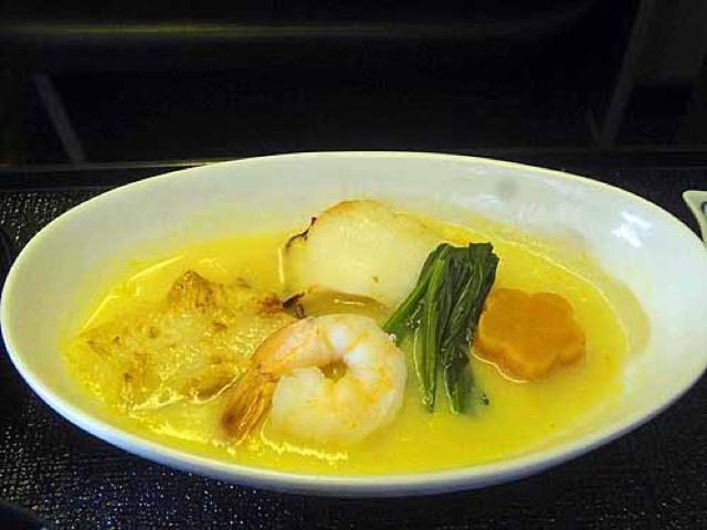 美味しい和食を機内でも。日本航空「シカゴ~成田」ビジネスクラス