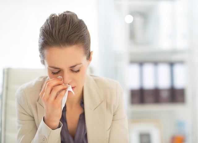 春は体調を崩しやすいとき。大人の風邪を甘く見ないで