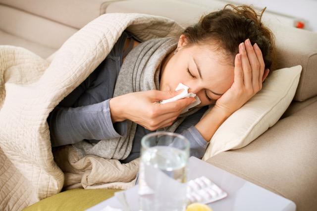 大人の風邪を甘く見ないで
