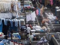【ムンバイ観光スポット】見応え満点の巨大洗濯場「ドービーガート」