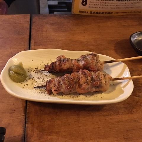 通い詰めてしまう味!いつもの立ち飲み屋「大和町モツ肉店」