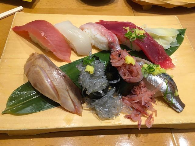 【静岡三島】GWに食べに行きたい!ピカピカの生桜エビと生シラスの鮨