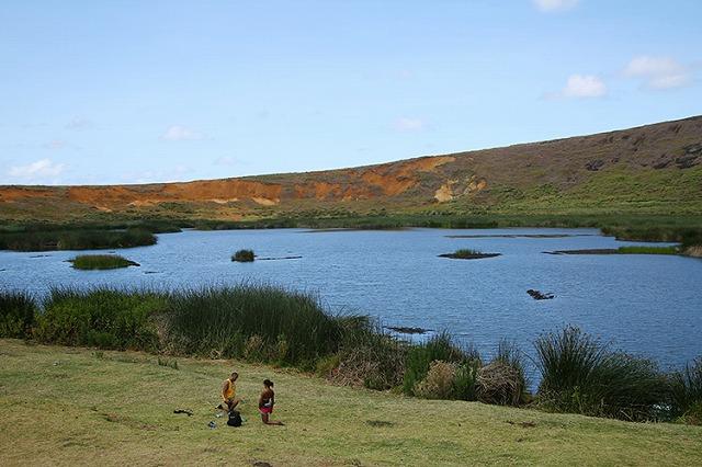 【チリ】モアイ像だけじゃない!イースター島の絶景集