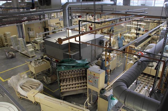 【連載】工場見学に博物館も。「ワールド・オブ・ウェッジウッド」に密着