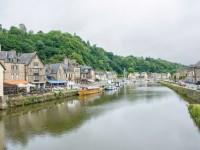 フランス・ブルターニュ 中世の面影が色濃く残る街・ディナン
