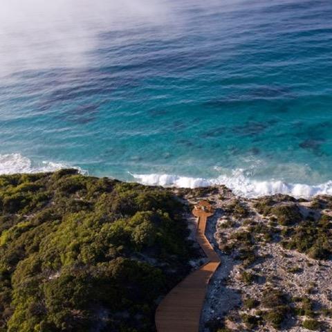 カンガルー島のオアシス!美しい自然に溶け込むオーシャンロッジ