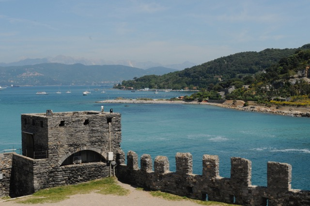 【イタリア世界遺産】美しき女神の港「ポルトヴェネレ」