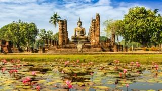 タイの世界遺産、スコータイ遺跡で微笑む仏像に会いにいこう