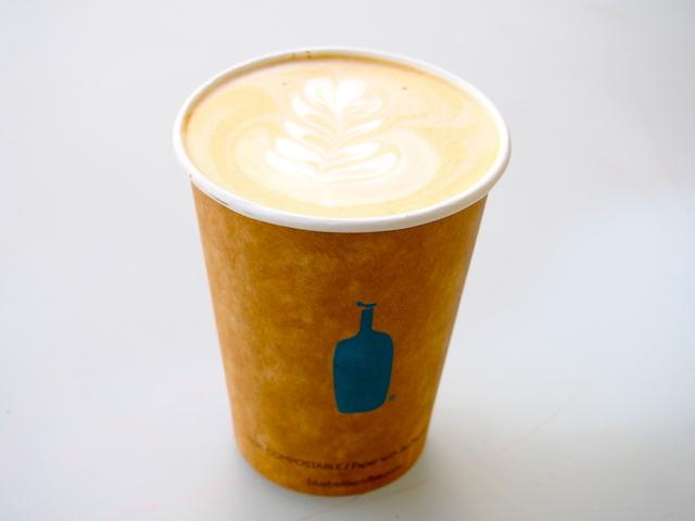 シリコンバレーの真ん中にあるブルーボトルコーヒーがお洒落すぎて話題!