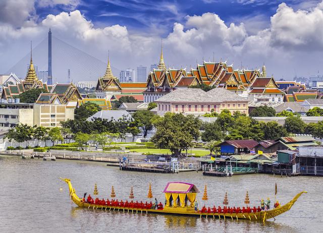 【連載】海外一人旅!初心者・女性にもおすすめの国はどこ?/第1回「タイのバンコクで3つのハッピーを味わう旅」