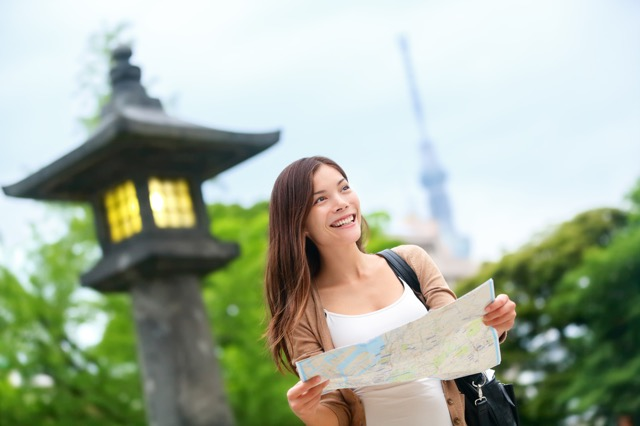 外国人観光客に学ぶ、楽しい国内節約旅行の仕方