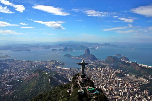 祝・五輪開催!リオデジャネイロってどんな街?気になる治安は?