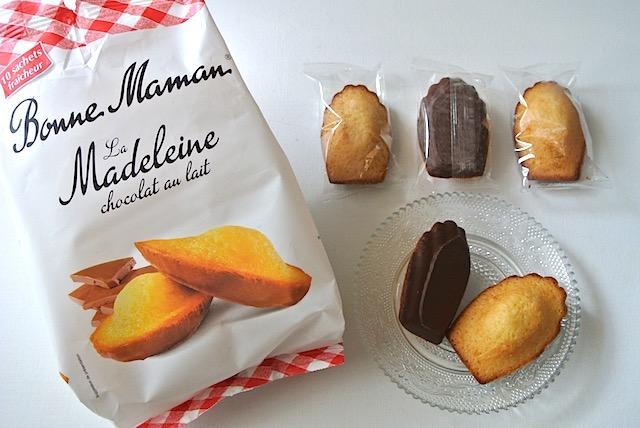 フランスのスーパーでお土産に買いたい「マドレーヌ」を勝手にランキング
