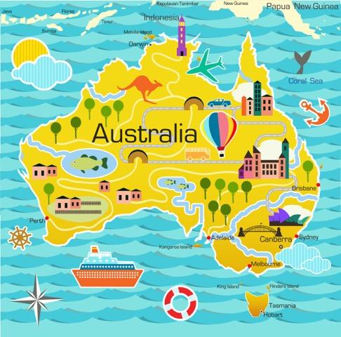 前年度比33.1%増!今オーストラリアの人気が再燃しているわけ