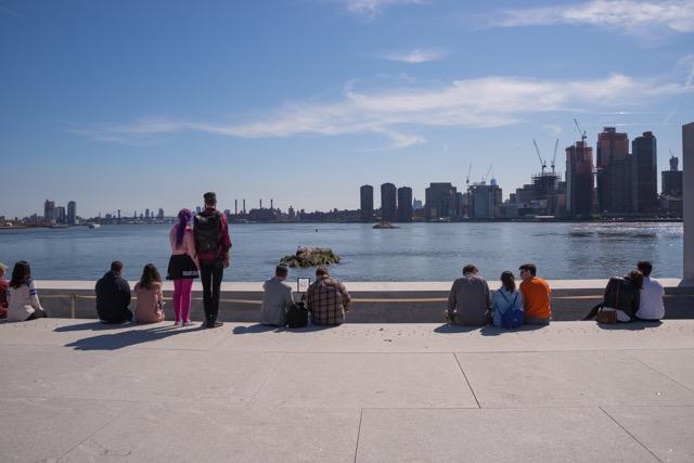 【NYCの新名所】4つの自由を表現する公園