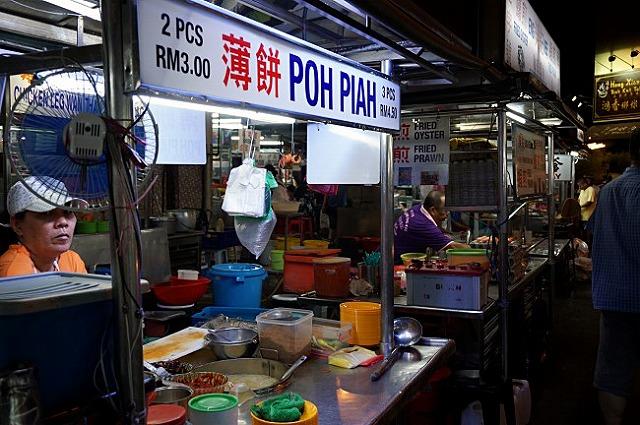 【ペナン島】東南アジアといえば屋台!地元の人で大賑わいの小さな夜市
