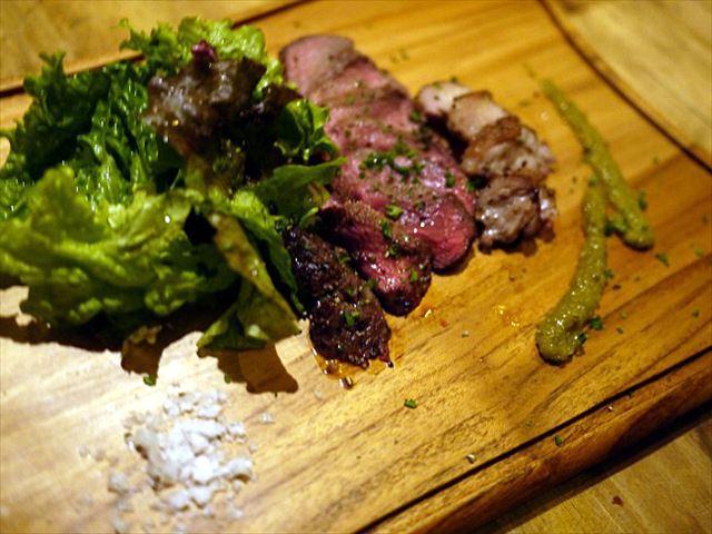 【新宿御苑前】生のホッケに感動!お魚もお肉もおいしい小さなビストロ