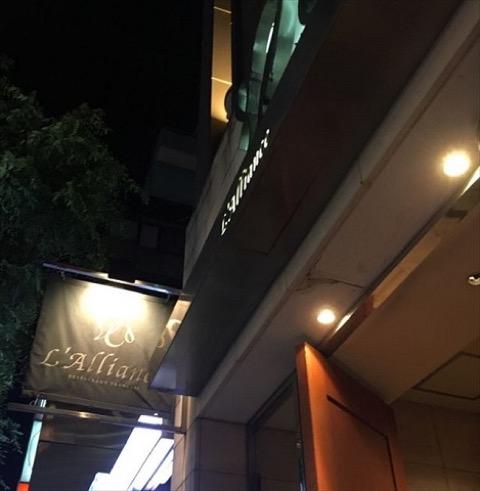 くつろげる空間を満喫。神楽坂のフレンチレストランでディナー
