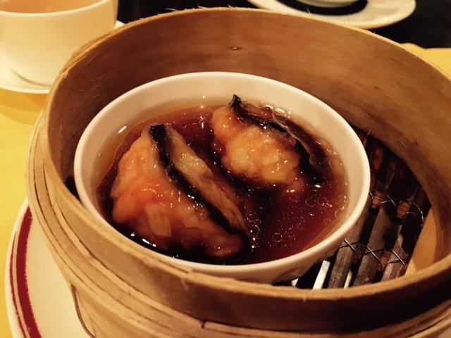 見た目も鮮やかな冷やし坦々麺が美味しい!シェラトンホテルの中華料理