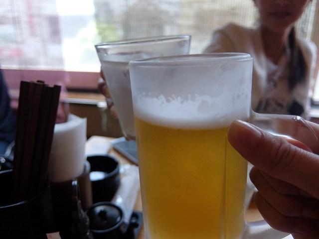 【小田原】プリプリの牡蠣に冷えたビールの最強タッグ!元気いっぱいの人気店