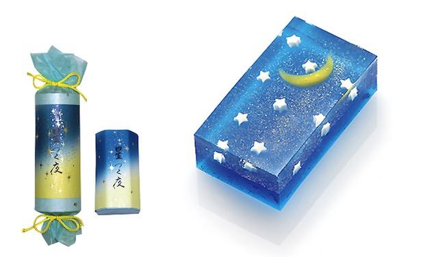 【七夕の美スイーツ】透明で涼しげな和菓子にウットリ