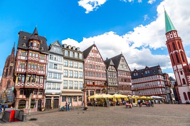 在住者が教える、フランクフルトを3時間で観光するときの必見スポット