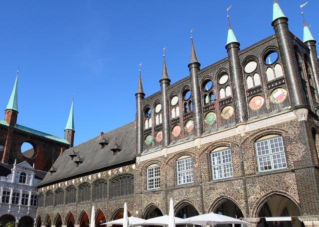 北ドイツにある世界遺産の街、「ハンザの女王」リューベック