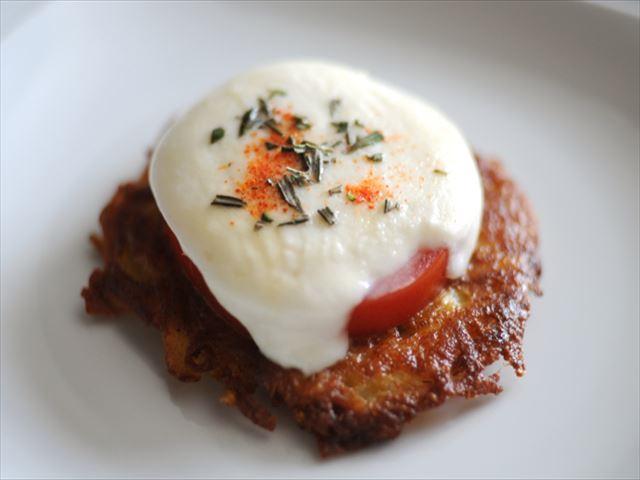 【超かんたんイタリアン】とろけたチーズとこんがりジャガイモがたまらなくおいしい!フリッティーネ・ディ・パターテ