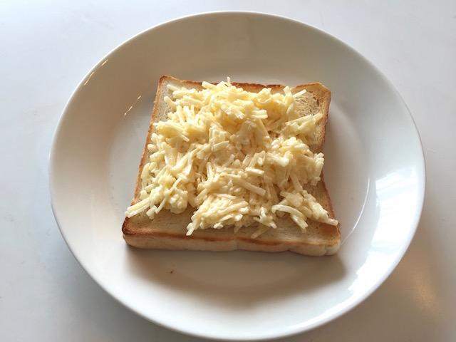 〇〇をプラスするだけで劇的なトロトロに!魅惑のチーズトースト