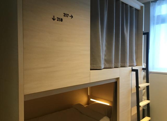 【神楽坂駅徒歩3分】東京観光はリーズナブルでおしゃれなホステルにステイ