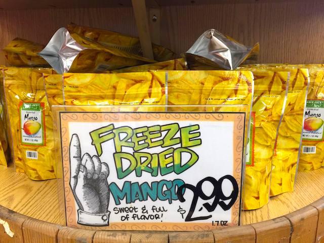 【マンゴー好き必見!】トレーダー・ジョーズで買うマンゴーのお土産
