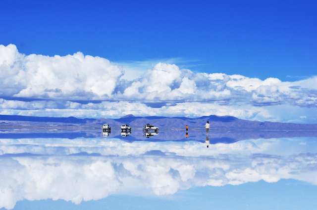 今日の絶景ヒトコト【56】鏡の法則