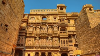 「ゴールデンシティ」と呼ばれるインドの城塞都市・ジャイサルメールが美しい