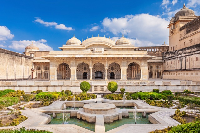 インドのピンクシティ・ジャイプールが女子の願いにぴったり!