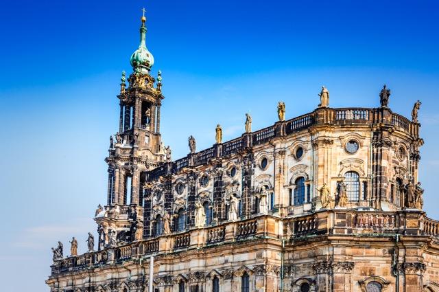 「ドイツの京都」といわれる美しきバロックの古都・ドレスデン