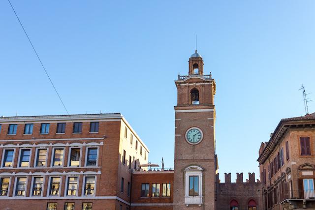 定番を離れて、もっと自由に旅してまわろう!次に訪れたい町、中世の理想都市「フェッラーラ」