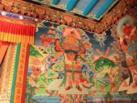 【ラダック】カラフルなカギュ派最高位ゴンパ「へミスゴンパ」を観光