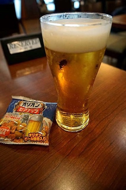 出来立て試飲ビールと共に沖縄グルメを味わう「沖縄オリオンビール工場」